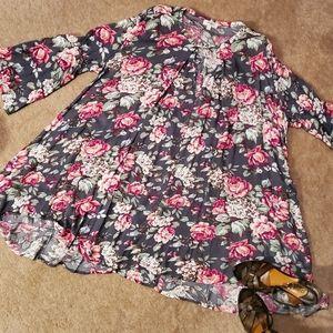 Tunic top/dress by Umgee